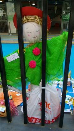 分享万圣节幼儿园的手工作品!以后手工作业不用愁了!