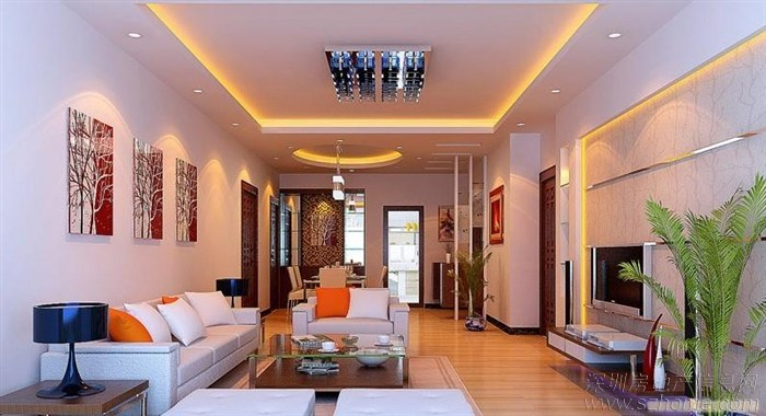 新房装修;室内装修色彩搭配