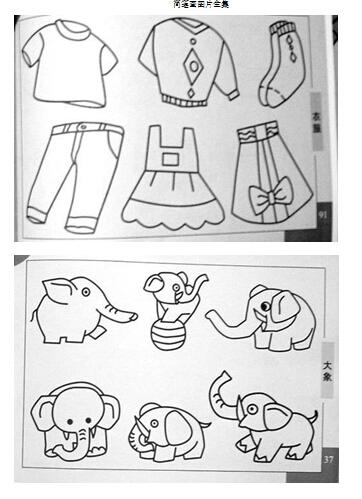 寶媽辛苦收集的簡筆畫分享 - 家在深圳-房網論壇(深圳