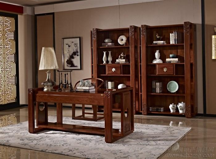 尚好红木家具,瀚晟堂