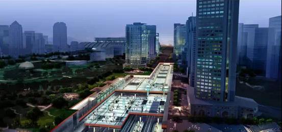 惠州业主论坛  三远大爱城  > 亚洲最大的地下火车站——广深港高铁