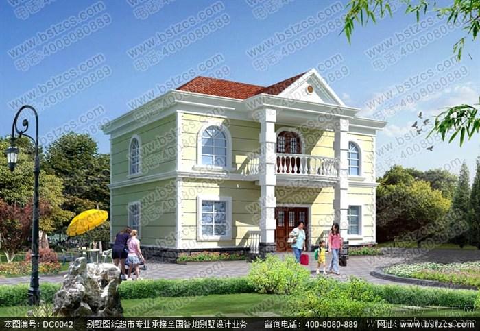 造价20万农村自建房设计效果图大全