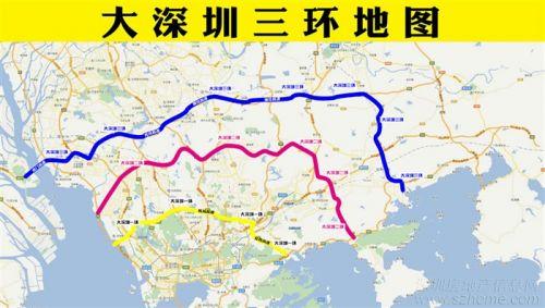 地图                                 2015年,是深圳地产行业历史性