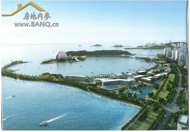 可遇不可再,中海银海湾之尊享配套价值篇 - 家在深圳