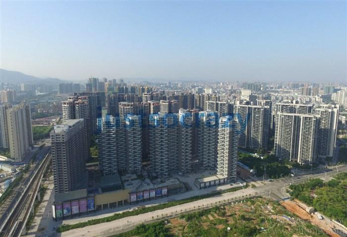 深圳北圆圈建筑