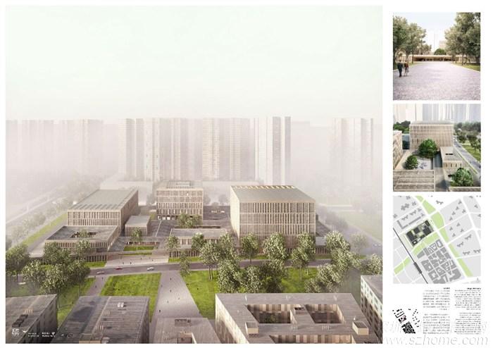 8号方案:麦肯诺建筑师事务所