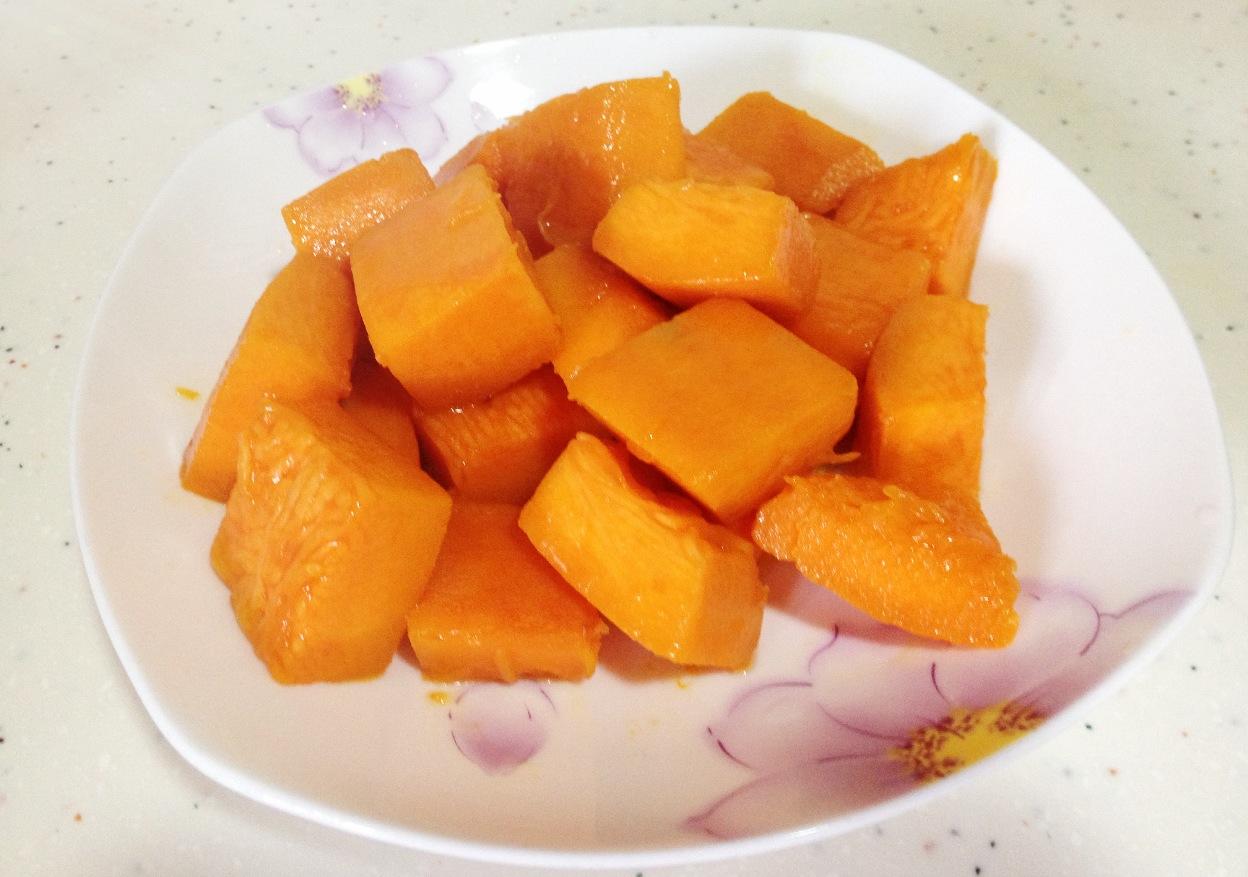 甜甜美食——排骨烧南瓜/炖黄骨鱼(附详细做法)