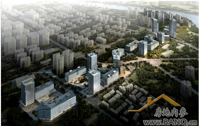 大渡口核心区,西南首席城市产业综合体 重庆天安数码城紧邻大渡口