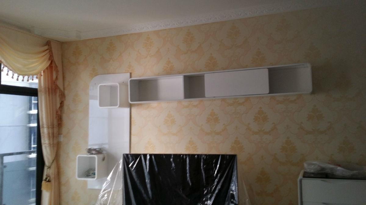 简装石膏吊线欧式家具卧室图