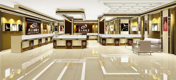 珠宝店装修设计公司