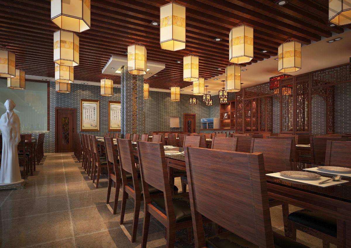 > 600平米湘菜餐厅需要装修设计!