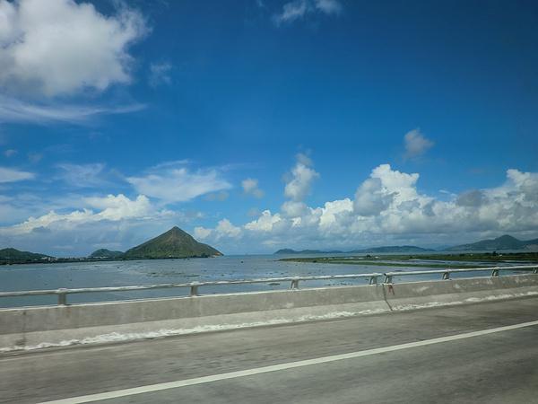 广东汕头海边风景图