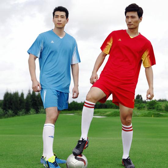 出口电商卖运动服前景好吗?全球足球服装市场