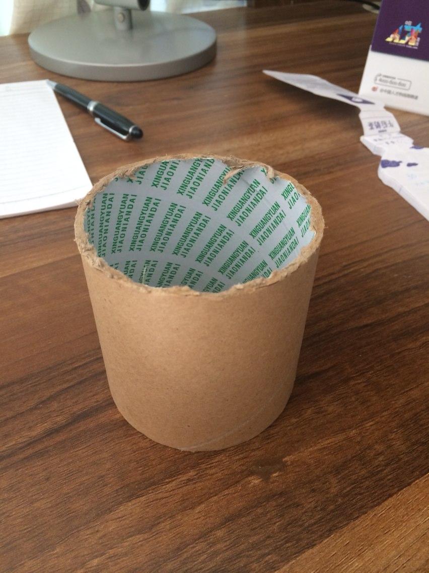 废物利用之笔筒篇 - 深圳房地产信息网论坛