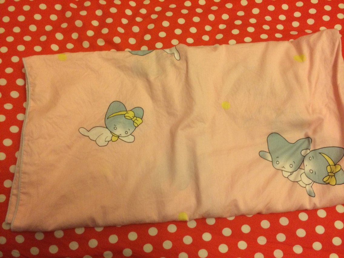 幼儿可爱枕头图片