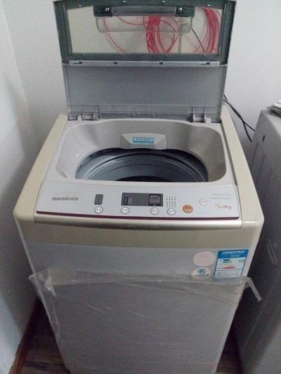 转让自用威力全自动洗衣机