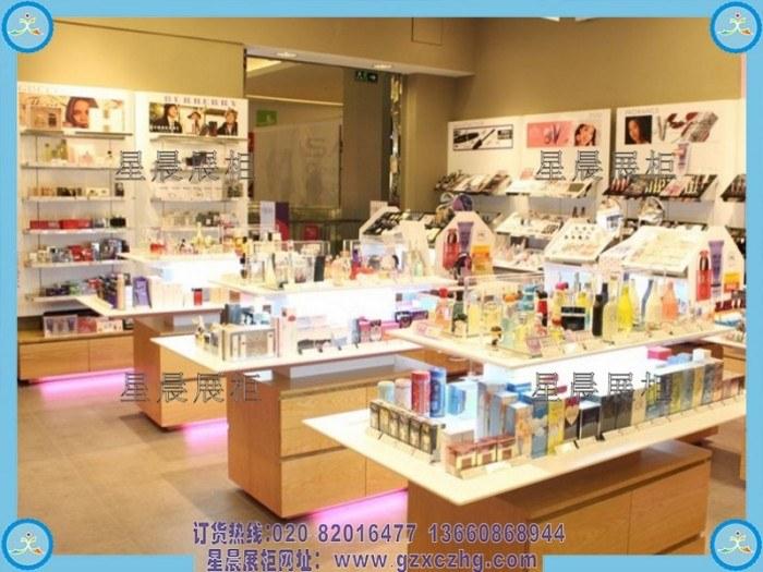 装修论坛  装修采购  > 化妆品展示柜图片   广州星晨展柜是一家从事