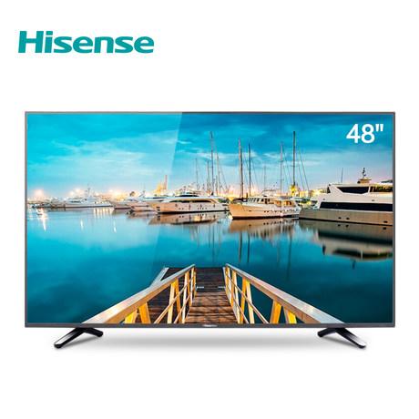 hisense/海信led48ec590un平板液晶电视 48吋智能4k高清电视