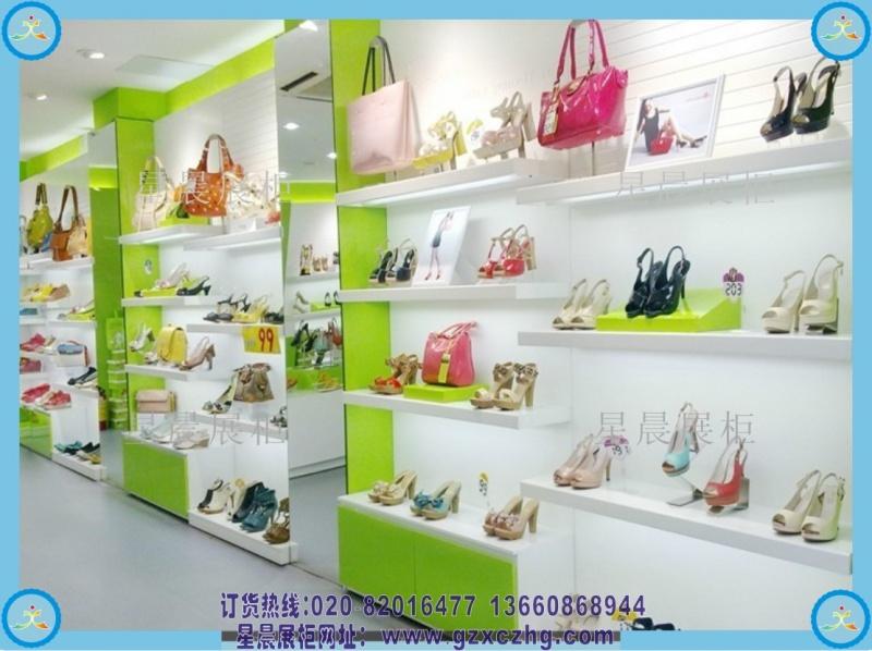 时尚鞋店装修设计指南,风格定位要清楚你做的品牌是休闲