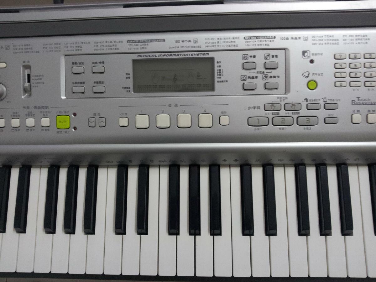 卡西欧电子琴 - 家在深圳(深圳房地产信息网论坛)