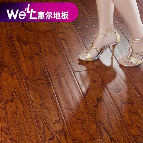安装)材质:榆木地板分级:a类实木复合