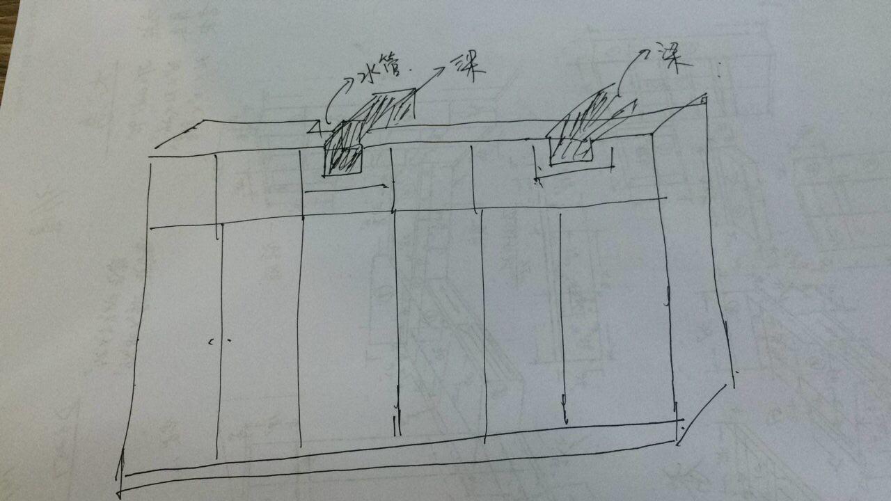 臥室衣柜設計效果圖素描