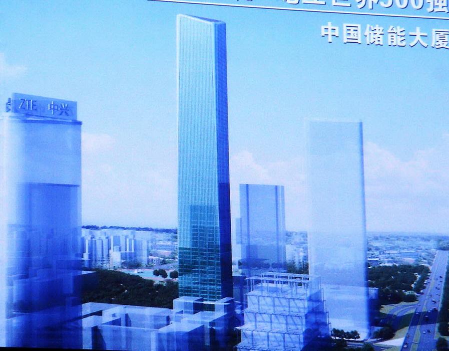 盘点深圳的城市地标建筑