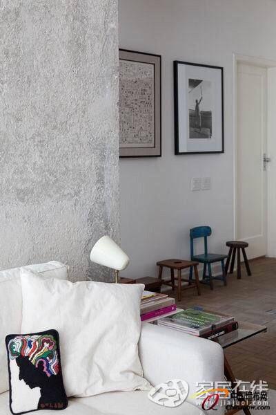 请教:室内水泥墙面是如何施工的呢?