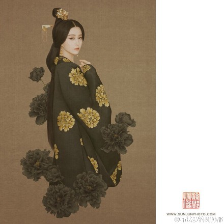 [转载]从范爷《杨贵妃》古风版海报看摄影诗人孙郡的东方美学复兴