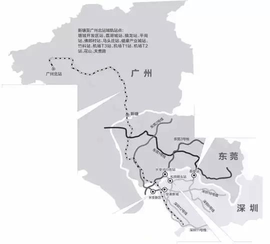 在东莞哪里坐地铁去深圳 听说和谐号,但是不知道在哪坐图片