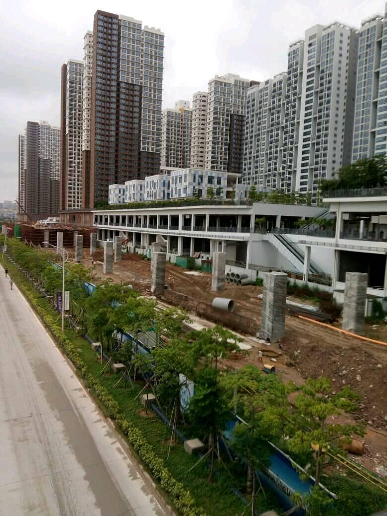 阵雨过后龙海家园美景 - 家在深圳-房网论坛(深圳房网