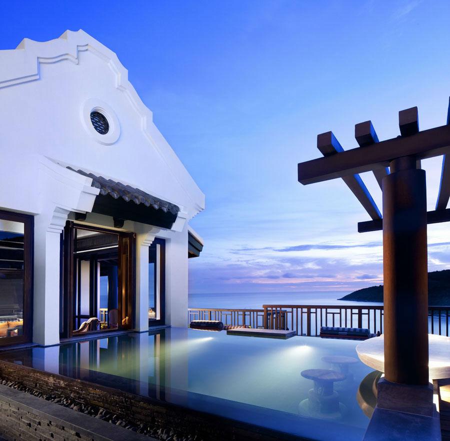 越南洲际岘港阳光半岛度假酒店 - 家在深圳-房网论坛