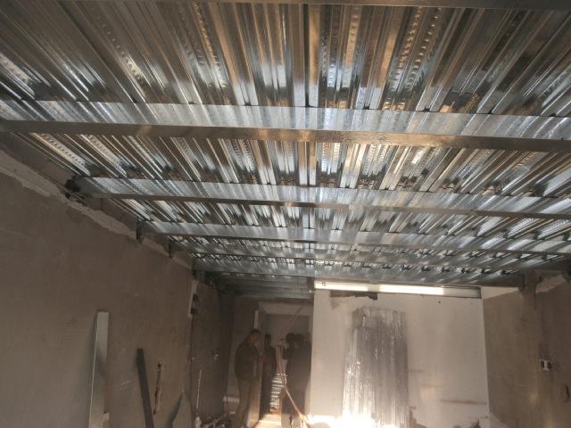北京专业阁楼制作/钢结构夹层安装/混凝土阁楼搭建
